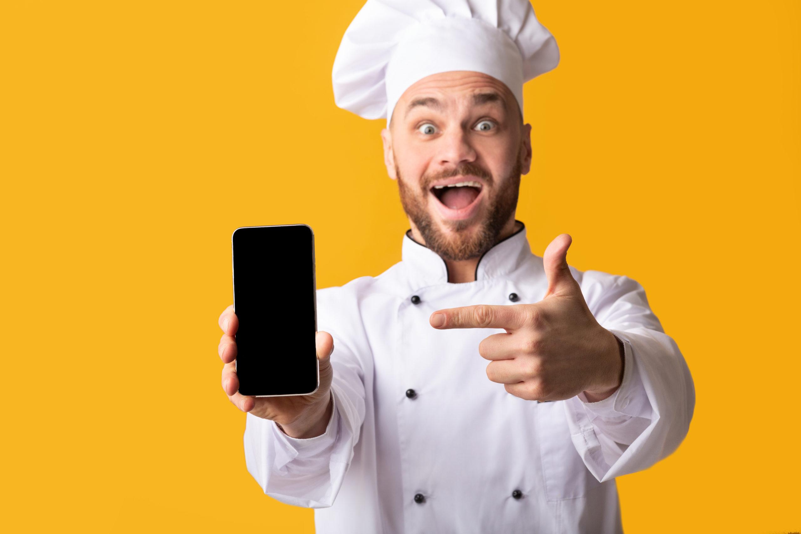 飲食店アプリ